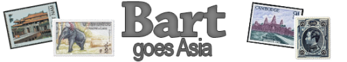Bart goes Asia